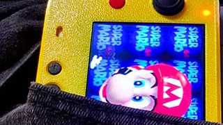 Celebrate Mario Day By Checking Out The Smallest Nintendo 64 Console In The World!