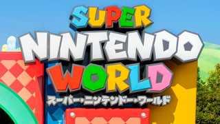 SUPER NINTENDO WORLD Celebrates Its Osaka Grand Opening!