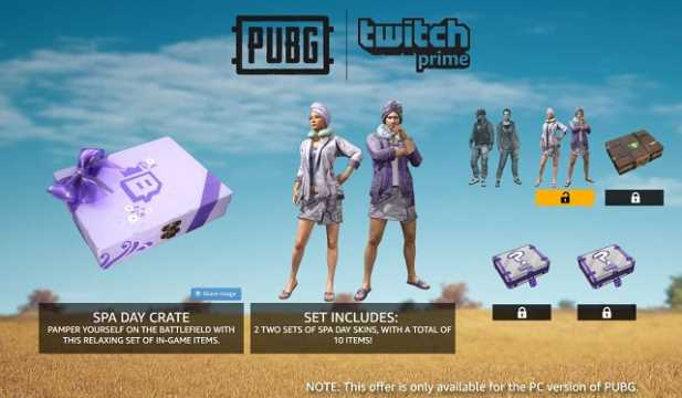 Twitch Releases Second of Five Free Exclusive Offers Via Twitch