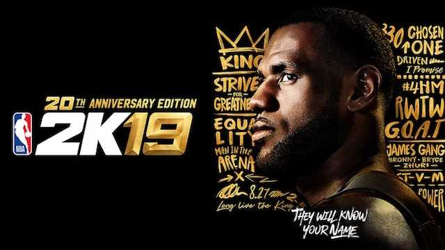 First Look: 'NBA 2K19' Releases First Gameplay Trailer, Take The Crown