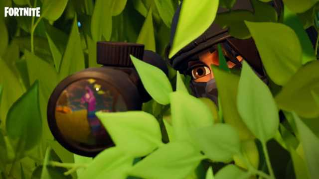 Take Aim Fortnite Update 5 21 Adds Heavy Sniper Rifle And New