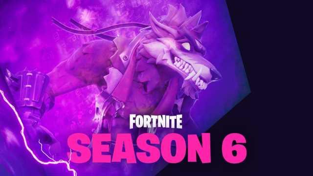 Fortnite Season 6 Final Teaser And Patch V6 00 Start Time Revealed