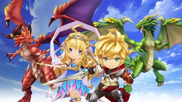 DRAGALIA LOST, Nintendo's New Mobile Game Out Now!