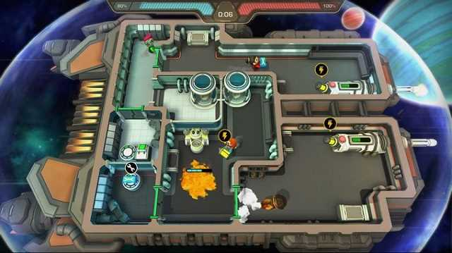 CATASTRONAUTS, New Party Game Is Available Now On Various Consoles!