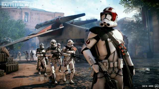 Star Wars Battlefront 2 S Clone Wars Content Coming In Early 2019 With New Game Mode