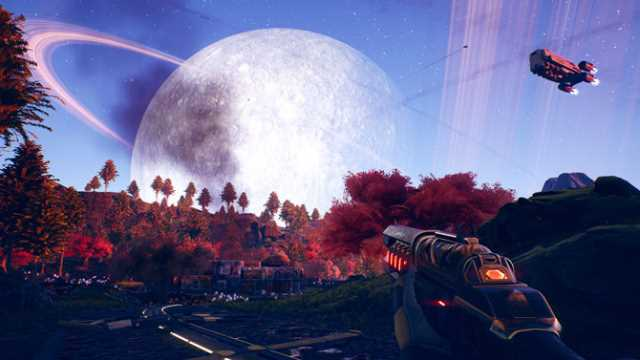 Obsidian's THE OUTER WORLDS Looks Like A Fantastic Sci-Fi Mix Of FALLOUT, MASS EFFECT, And BIOSHOCK