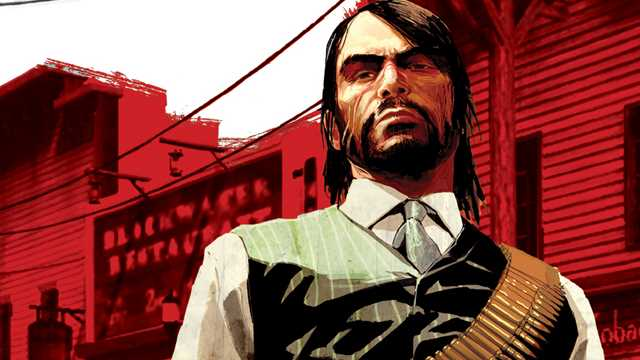 A Glitch Suggests That The Reveal Of RED DEAD REDEMPTION
