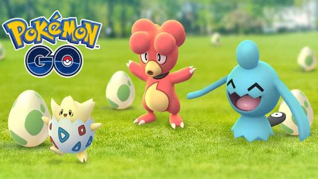 New Egg Hatching List In POKÉMON GO Includes New Baby Pokémon And Shinies