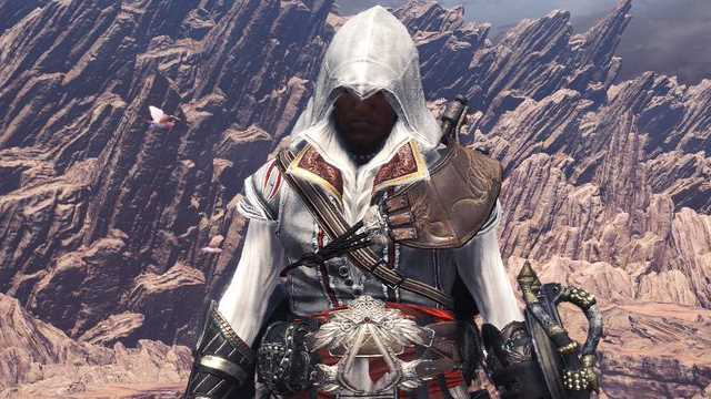Monster Hunter World Collaboration With Assassins Creed Has Been