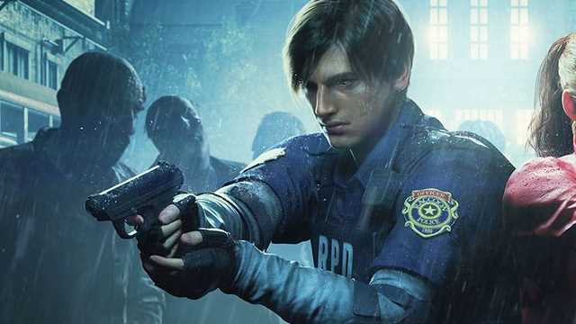 Check Out Nearly 20 Minutes Of New RESIDENT EVIL 2 REMAKE