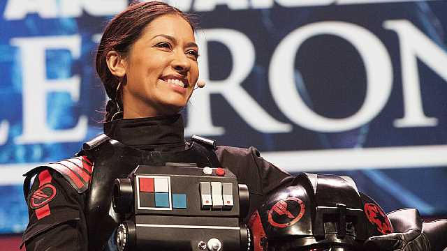 Image result for janina gavankar star wars