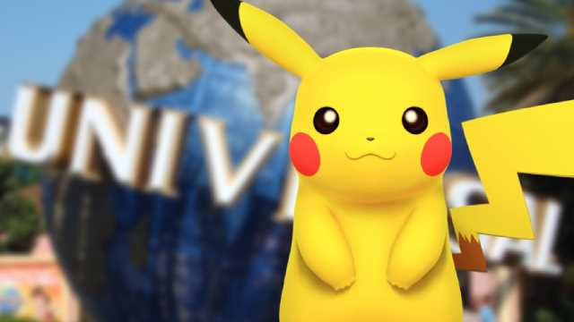 Universal Studios Have Reportedly Cancelled THE LEGEND OF ZELDA & POKEMON Park Attractions