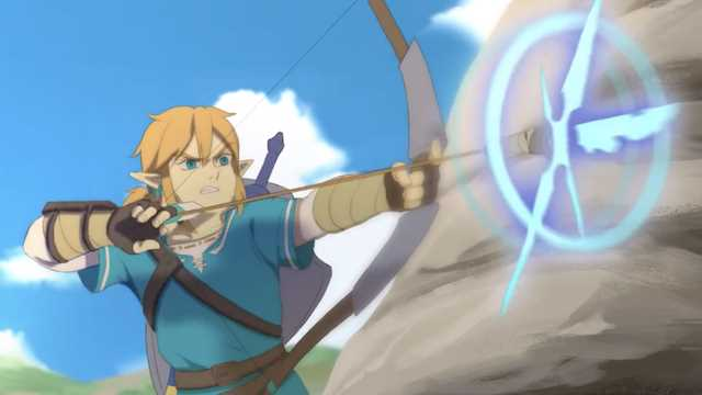 Watch This Awesome Animated Fan Movie For THE LEGEND OF ZELDA: BREATH OF THE WILD