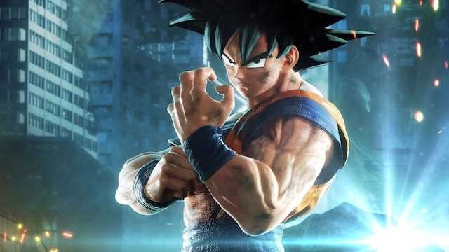 New Gameplay Footage For Bandai Namco's JUMP FORCE Sees Goku And Kenshiro In Epic Throwdown