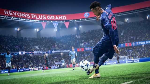 Electronic Arts' FIFA 19 Is The Highest Selling Game Of 2018