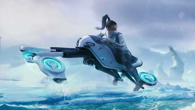 Subnautica Stand Alone Dlc Below Zero Enters Early Access As New Trailer Hits The Web