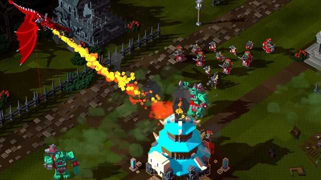 A Retro Throwback RTS, 8-BIT HORDES, Makes Leap From PC To Consoles Today!