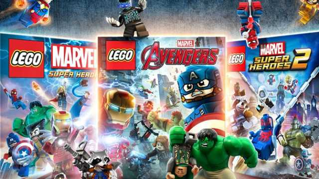 LEGO MARVEL COLLECTION Assembles The MARVEL SUPER HEROES And