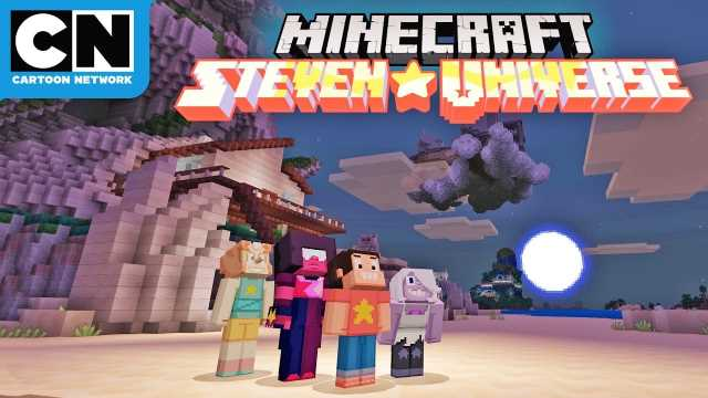 MINECRAFT's Newest Downloadable Mash-Up Pack Sees The Game