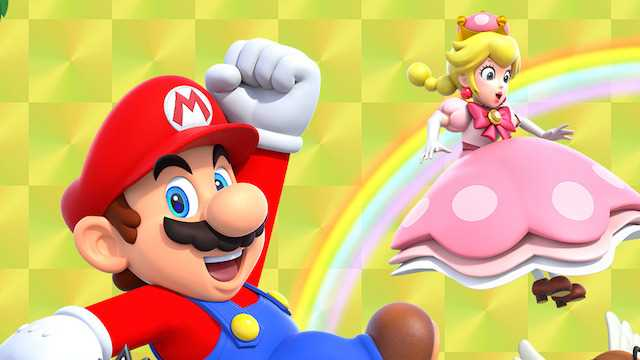 New Super Mario Bros U Deluxe Gets Accolades Trailer Flaunting The Reviews It S Been Getting