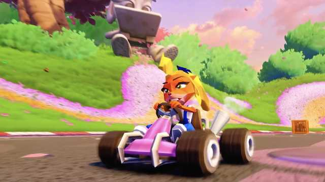 CRASH TEAM RACING NITRO-FUELED Will Let Players Race Like It's 1999