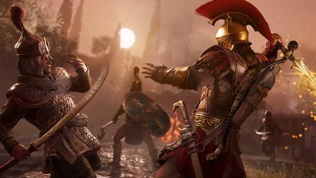 assassins creed odyssey minotaur de force quest