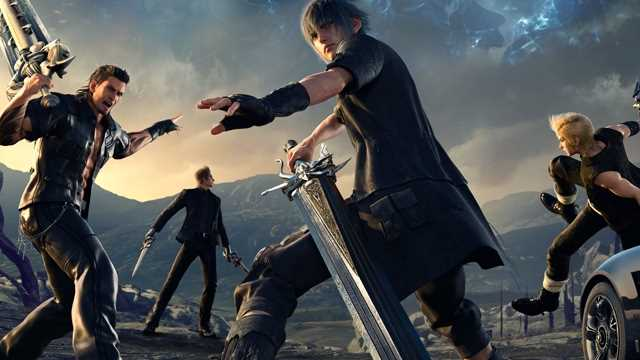 FINAL FANTASY XV Makers Are Reportedly Developing Brand-New Original Big-Budget IP