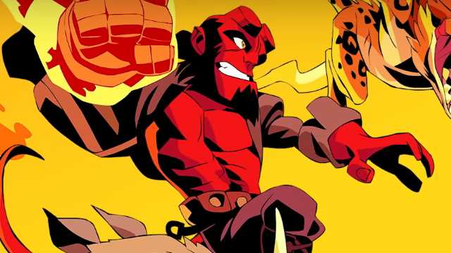 Characters From The New HELLBOY Movie Invade BRAWLHALLA In This