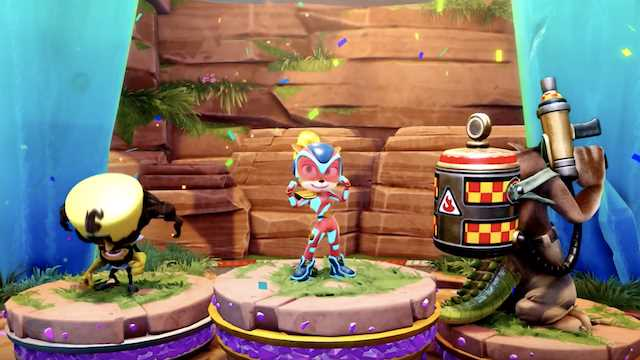 CRASH TEAM RACING NITRO-FUELED To Get Some Psychedelic-Looking