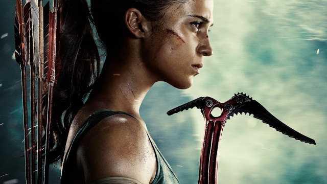 08aae6467 TOMB RAIDER 2 Officially A Go At MGM   Warner Bros  Alicia Vikander Set To  Return As Lara Croft