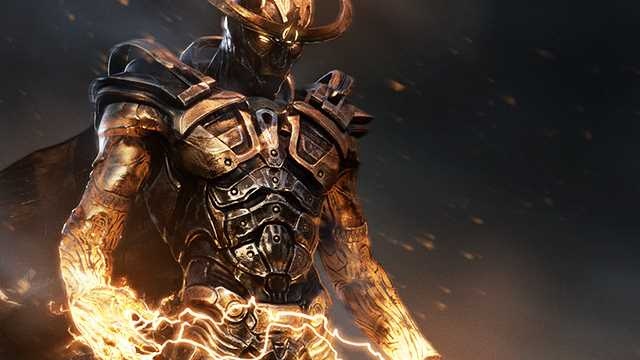 Hybrid Of Card Game And Real-Time Strategy GOLEM GATES Shines In Its Intense Launch Trailer