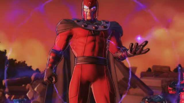 Magneto Bows To No One In Brand-New MARVEL ULTIMATE ALLIANCE