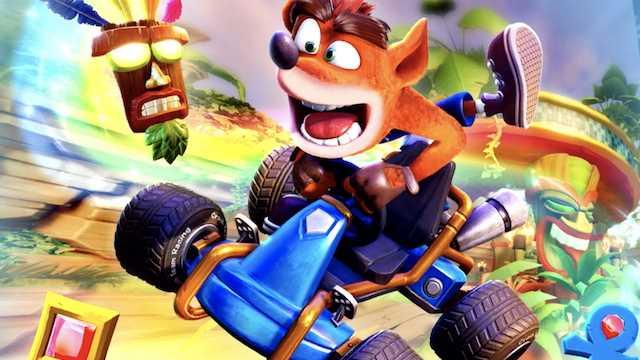 CRASH TEAM RACING NITRO-FUELED: Watch The PlayStation