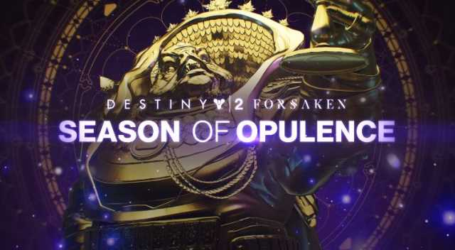 DESTINY 2: FORSAKEN - Season Of Opulence Trailer Teases New