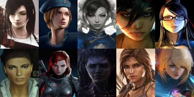 New Report Shows That Video Games Are Not Responsible For Causing Women -1001