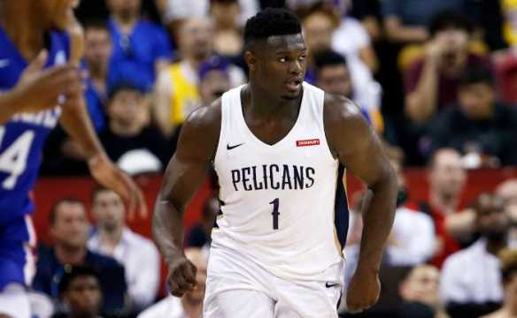 NBA 2K20: New Orleans Pelicans Star Zion Williamson Leads All Rookies With 81 Overall Rating