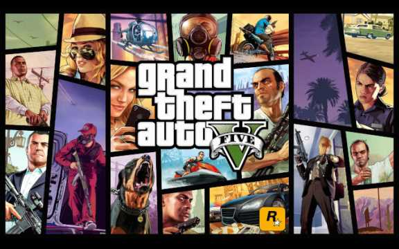 Six Year Old GRAND THEFT AUTO V Is Still Topping The EMEAA Charts