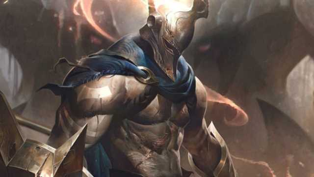 LEAGUE OF LEGENDS: Pantheon, The Unbreakable Spear, Rises In