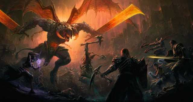 DIABLO IMMORTAL Is Still In Development For Mobile With New Features Revealed At BlizzCon 2019