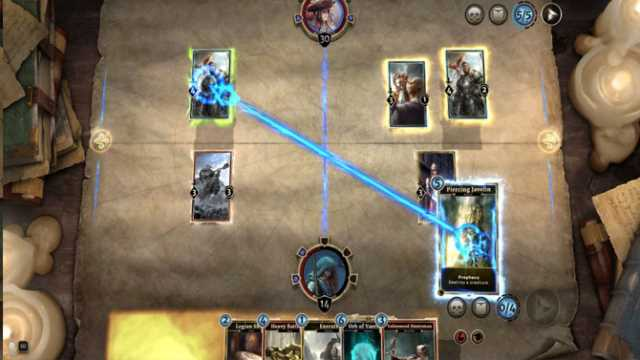 THE ELDER SCROLLS: LEGENDS Future Content Development Put On Hold Indefinitely