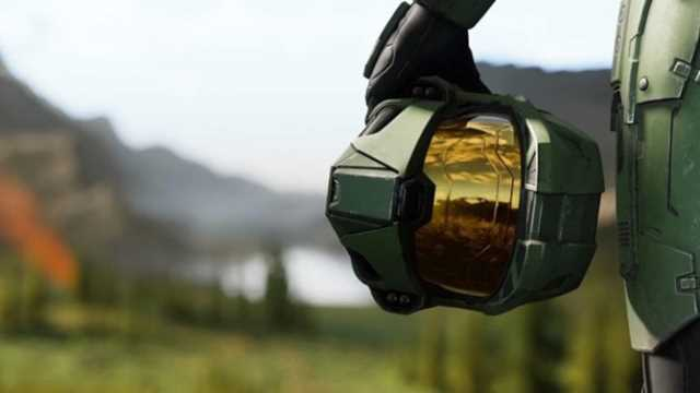 HALO INFINITE: 343 Industries Shows Off Stunning Concept Art From Next Year's Big Xbox Blockbuster Game