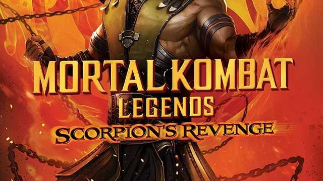 Mortal Kombat Legends Scorpion S Revenge Official Release Date