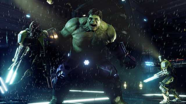 Current-gen Marvel's Avengers players will get free next-gen upgrade