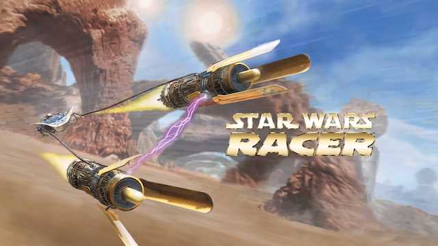 STAR WARS: EPISODE I RACER To Get A Physical Release For The PlayStation 4 And Nintendo Switch