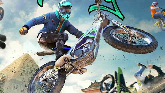 TRIALS RISING: Ubisoft Announced That The Gigatrack Will Be Making A Comeback In A Few More Days