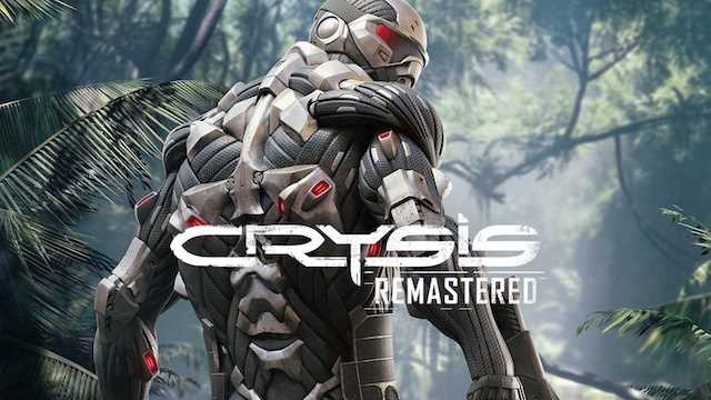 CRYSIS REMASTERED: Crytek Confirms That Nintendo Switch Version Will Make Use Of Gyro Aiming