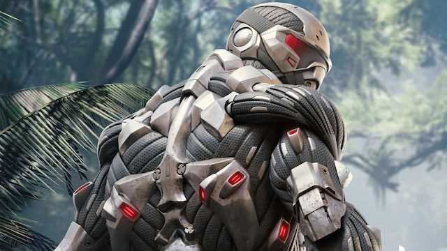 CRYSIS REMASTERED Looks Actually Pretty Great Running On The Nintendo Switch; Gameplay Video Released