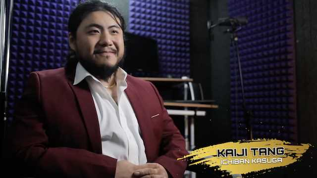 Yakuza Like A Dragon Gets New Behind The Scenes Video That Introduces Us To Voice Actor Kaiji Tang