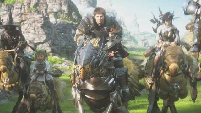 FINAL FANTASY XIV: A REALM REBORN New Update Almost Got Rid Of Some In Game Quests