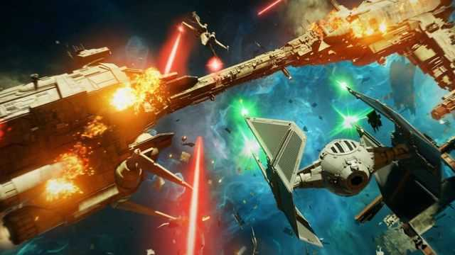 Star Wars Squadrons Details Customization